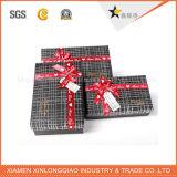 Het aangepaste Houten Vakje van de Zak van de Sport van de Cake van de Gift van de Juwelen van het Document Verpakkende