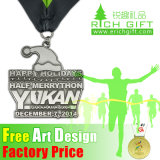Изготовленный на заказ Metal Badge/Military Medallion/Sports Medal как Promotional Gift