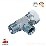 Orfs Tee Hydraulic Fitting - Cc