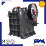 큰 수용량 석회석 작은 돌 분쇄 기계 또는 턱 쇄석기 기계