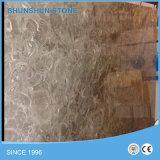 Grauer China-König Flower Marble Slabs für Wand und Bodenbelag