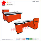 Retailing en gros Checkout Table et Cashier Counter (OW-C011)