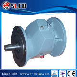 Small Ratio High Speed Single Stage in Line Helical Geared Motor