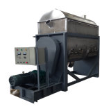 Ampliación de salida del mezclador horizontal para la mezcla plástica