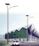 Straßen-Motiv-Lampe 10m-90W Solar-LED mit dem einzelnen Arm