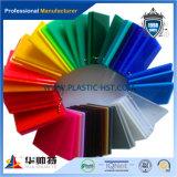 Strato acrilico del plexiglass di colore di vendita calda