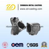 Peça fazendo à máquina do aço de liga do CNC do OEM para o fogão do cimento