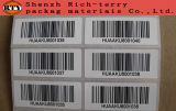 Las etiquetas de colores, etiquetas de papel térmico