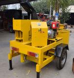 M7mi hydraulischer Lehm-Block, der Maschine bildet