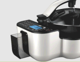 Cuisinière à induction électrique automatique à bas prix avec pot