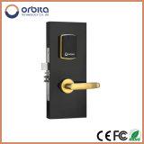 Электронный замок двери ключа карточки гостиницы замка двери