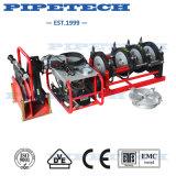 Machine de fusion de bout de pipe de HDPE