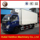 Foton 4*2 5ton Freezer Van Truck