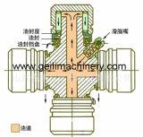 Поперечный вал для креста обдирки SWC450/Joint