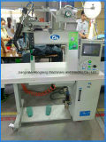 Machine de cachetage de couture d'air chaud pour le PVC