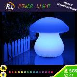 Малый светильник стола гриба СИД украшения спальни