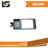 ADC12アルミニウムプラスチックLEDランプの笠Manufacturを電気めっきする深いデザイン