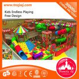 Apparatuur van de Dia van de Speelplaats van het Spel van kinderen de Zachte Binnen