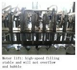 Maquinaria de relleno automática llena