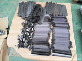 Гальванизированное OEM стальное изготовление вырезывания лазера