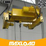 12.5トンの二重ガードワイヤーロープの電気起重機(MLER12.5-06D)