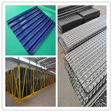 Os elementos de aquecimento frios da extremidade esmaltaram cesta ondulada da folha para a caldeira industrial