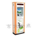 Encargado de sitio Bici-Vibrante público del estilo de la línea aerodinámica de la naranja