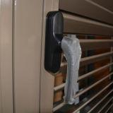 Guichet de tissu pour rideaux de profil de la qualité Kz308 et obturateur en aluminium de tissu pour rideaux enduits par poudre