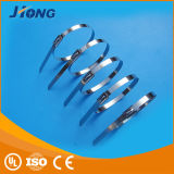 4.6*300mm selbstsichernde Edelstahl-Kabelbinder