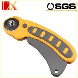 Fábrica da faca do rolo de matéria têxtil da alta qualidade, fabricante das facas de estaca da tela