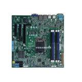Xeon-E3 V3 Haswell refrescam o cartão-matriz do server do processador central 6 SATA NVR