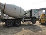 De gebruikte Vrachtwagen van de Concrete Mixer van Nissan Ud (2006~2009, 259KW_ENGINE) -8cbm/25ton Japan Gebruikte 6*4-LHD-Drive