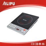 Merk alp-12 van Ailipu het Kooktoestel van de Inductie 2200W/Elektrisch Fornuis met het Blauwe Hete Verkopen van de Verlichting in Turkije, Syrië, Egypte en de V.A.E