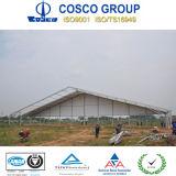 Grande tente en aluminium d'usager de PVC de bâti avec l'éclairage et le plancher