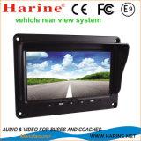 7 monitor de la pulgada TFT LCD para el sistema del estacionamiento