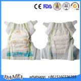 Gute Qualitätsweiche Baumwollwegwerfbaby-Windeln für Verkauf
