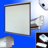 120 pollici schermo d'attaccatura del proiettore del proiettore di 16:9 di 150 pollici del soffitto elettrico dello schermo