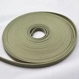 Brown und grüner Eindrucks-Typ Abnützung-Streifen der Bronzen-PTFE