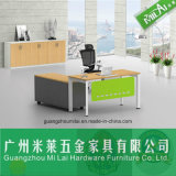 Pierna al por mayor caliente del escritorio del vector del hardware de los muebles de oficinas con el vector lateral
