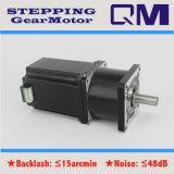 Het Stappen NEMA23 L=77mm Motor met de Verhouding 1:10 van de Versnellingsbak