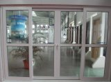 Puerta deslizante de la serie PVC/UPVC de la concha 80