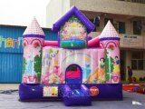 inflatable Castle Bouncer (CHB391)王女