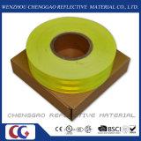 버스 (CG5700-OF)를 위한 높은 시정 형광성 석회 황색 사려깊은 테이프