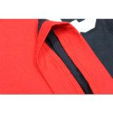 (Camicia di polo ricamata Mens di sport del cotone 100%)