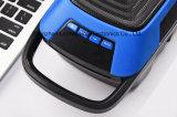 Le meilleur haut-parleur sans fil de Bluetooth de qualité de son 2016 avec la batterie portative du haut-parleur 2000mAh de haut-parleur du haut-parleur MP3/MP4 de Louds de côté de pouvoir