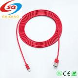 [スクエア02]シンセンFactory 8 Pin USB同期信号DataかCharging Cable
