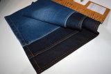Tessuto del denim del cotone del poliestere per i jeans pronti