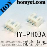 Berufsverbinder des lieferanten-8pin FPC (HY-pH8A)