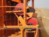 Separatore asciutto del timpano magnetico di separazione minerale