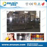 Máquina de enchimento quente do frasco do animal de estimação do suco de fruta